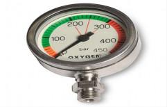 Utility Oxygen Pressure Gauges by Plastico Pumps