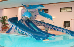 Water Parks Dolphins Kids Pool by Laxmi Enterprises