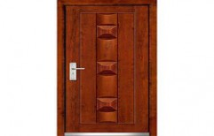 Wooden Entry Door by Ankit Enterprises
