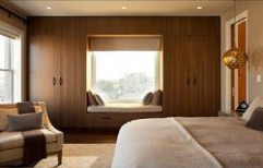 Wooden Folding Wardrobe by Philips Interiors International