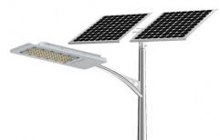 12W LED Solar Street Light by Sunya Shakti Manufacturer LLP