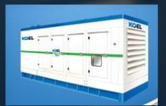 15 KVA Silent Diesel Generator Set by Swastik Power