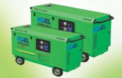 2.4 KW Petrol Portable Generator Set by Swastik Power