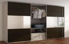 3 Door Sliding Wardrobe by Elements
