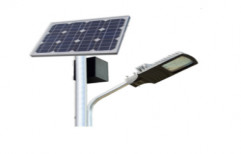 30W Solar Street Light by Shantiniketan Computer & Communications Private Limited