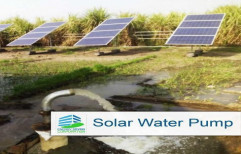 3HP Solar Water Pump by Energy Saving Corporation