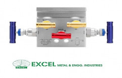 5 Way Manifold Valve by Excel Metal & Engg Industries