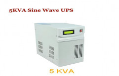 5KVA Sine Wave UPS by Adela Network Power