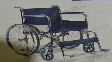 809 folding wheelchair by Jeegar Enterprises