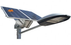 AC LED Street Light 120W (with Dusk to Dawn Switch) by 4 A Technologies