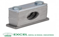 Aluminium Tube Clamps by Excel Metal & Engg Industries