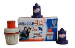 Aqua Gold 4u Water Purifier by Shiv Darshan Sansthan