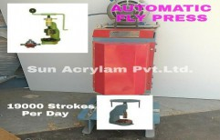 Automatic Fly Press Machine by Sun Acrylam Private Limited