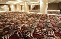Banquet Floor Carpets by Sajj Decor