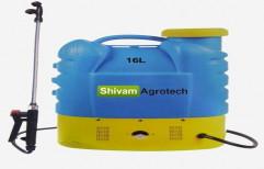 Battery Sprayer Pump by Saradhi Power Systems