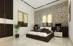 Bedroom PVC Wall Panel by Shiv Shakti Furniture