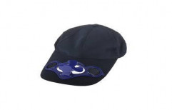 Blue Solar Cap With Fan by Multi Marketing Services