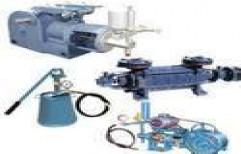 Boiler Feed Pumps & Hydraulic Testing Pumps by Wide Wave Technology