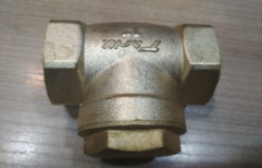 Brass Valves by Nikitha Trading Corporation