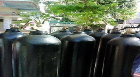 Bulk Type Oxygen Cylinder by Medi-Surge Point
