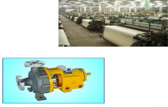 Centrifugal Chemical Process Pump For Textiles Industry by Jay Ambe Engineering Co.