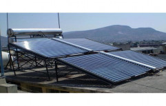 Commercial Solar Water Heater by Golden ACS Group Of Company