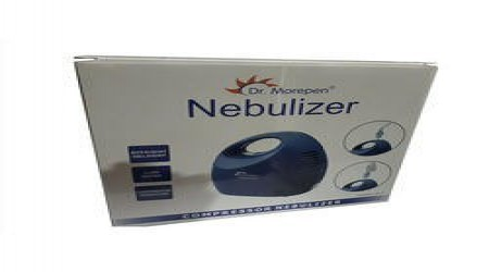 Compressor Nebulizer Machine by Mangalam Surgical