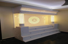 Corian Acrylic Temple by Designo Crafts & Creations