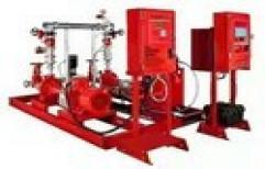 Kirloskar Ci Kirlokar Fire Fighting Pump, Max Flow Rate: 2280 Lpm