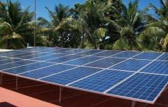 Domestic Solar Power Plant by Jyoty Solar Power