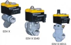 EDV Auto Drain Valve by Hind Pneumatics