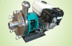 Engine Driven SS Pumps by Mach Power Point Pumps India Private Limited