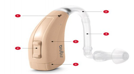 Fast Hearing Aids by S. R. Diagnostic