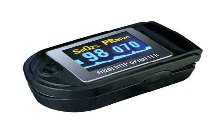 Fingertip Pulse Oximeter by Medi-Surge Point