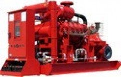 Fire Fighting Pumps by Sungrace Electro Systems