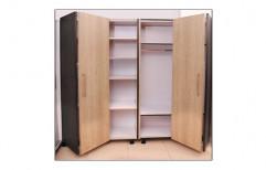 Folding Wooden Wardrobe by Raaghavi Associates