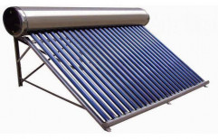 FPC Solar Water Heater by Maruti Solar Energy