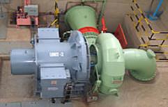 Francis Turbines Hydro Turbines by Kirloskar Brothers Limited