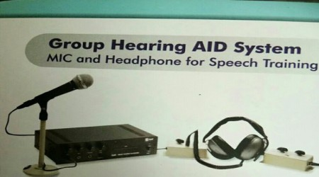 Group Hearing System For Deaf by HWCS Hearing INC.