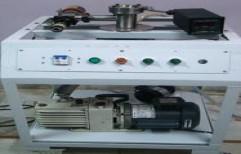 High Vacuum Machine by Apex Technology