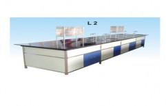 Hospital Lab Table by I V Enterprises