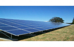 Hybrid Solar Power Plant by Hartree Energy Systems Private Limited