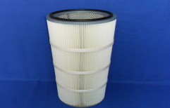Industrial Dust Filter Cartridge by S. M. Shah & Company