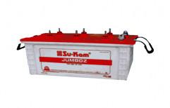 Jumboz Tubular Battery by S.K.Distributor