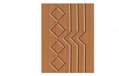 Laminated Wooden Door by Pakshal Beeding Centre
