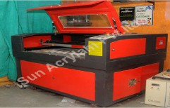Laser Engravers Machine by Sun Acrylam Private Limited