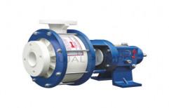 Long Shaft PP Pump by Sujal Engineering