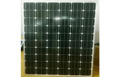 Monocrystalline Solar Panel by The Wolt Techniques