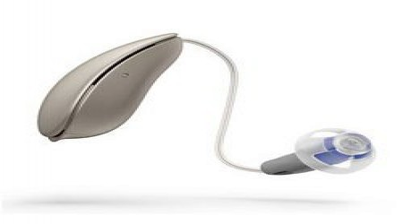 Oticon CIC Hearing Aid by Micro Hearing Aids
