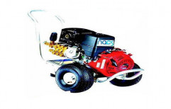 Petrol Operated High Pressure Water Jet Cleaner by Mars Traders - Suppliers Professional Cleaning & Garden Machines